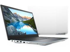 Ноутбук Dell G3 3590 White G315-8404 (Intel Core i7-9750H 2.6 GHz/8192Mb/512Gb SSD/nVidia GeForce GTX 1660Ti 6144Mb/Wi-Fi/Bluetooth/Cam/15.6/1920x1080/Linux)