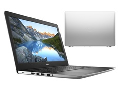 Ноутбук Dell Inspiron 3583 Silver 3583-8529 (Intel Pentium 5405U 2.3 GHz/4096Mb/1000Gb/Intel HD Graphics/Wi-Fi/Bluetooth/Cam/15.6/1366x768/Windows 10 Home 64-bit)