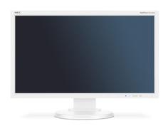 Монитор NEC MultiSync E233WMi White