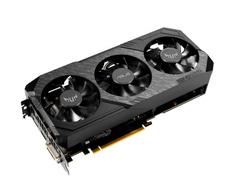 Видеокарта ASUS TUF GeForce GTX 1660 Super OC Edition 1530Mhz PCI-E 3.0 6144Mb 14002Mhz 192 bit HDCP DP HDMI DVI TUF-GTX1660S-O6G-GAMING