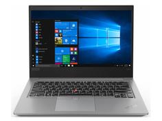 Ноутбук Lenovo ThinkPad E14 Silver 20RA0015RT (Intel Core i5-10210U 1.6 GHz/8192Mb/256Gb SSD/Intel HD Graphics/Wi-Fi/Bluetooth/Cam/14.0/1920x1080/Windows 10 Pro 64-bit)