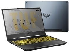 Ноутбук ASUS TUF FX506IV 90NR03L1-M05940 (AMD Ryzen 7 4800H 2.9GHz/8192Mb/512Gb SSD/No ODD/nVidia GeForce RTX 2060 6144Mb/Wi-Fi/15.6/1920x1080/Windows 10 64-bit)