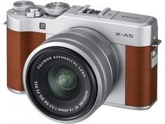Фотоаппарат Fujifilm X-A5 Kit XC 15-45mm F/3.5-5.6 OIS PZ Brown