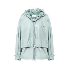 Куртки Lacoste Кожаный анорак Lacoste