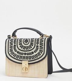 Черная сумка с рисунком ALDO-Черный