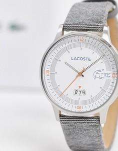 Серые наручные часы Lacoste-Серый