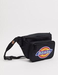 Черная сумка-кошелек на пояс с логотипом Dickies-Черный