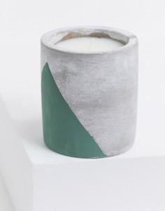 Свеча с ароматом эвкалипта и сандала 340 г URBAN-Бесцветный Paddywax