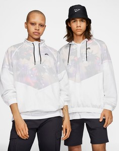 Ветровка с цветочным принтом Nike SB-Мульти