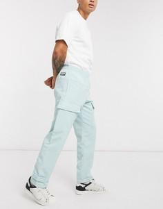 Зеленые джоггеры карго adidas Originals RYV-Зеленый