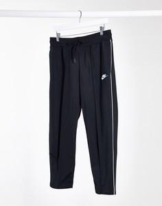 Черные джоггеры Nike-Черный
