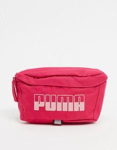 Красная сумка-кошелек на пояс Puma Plus II-Красный