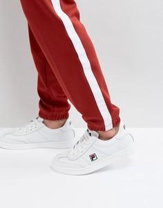 Белые кроссовки Fila Portland-Белый