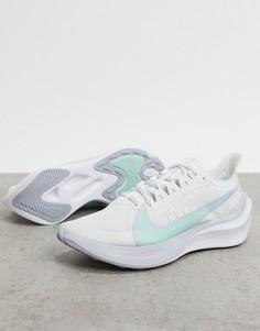 Белые кроссовки Nike Running Zoom Gravity-Белый