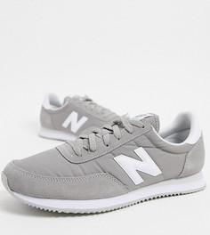 Серые кроссовки New Balance 720-Серый