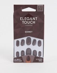 Накладные ногти Elegant Touch Garnet-Бесцветный