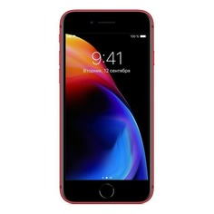 Смартфон CLEVERCEL APPLE iPhone 8 64Gb (подержанный c гарантией), красный