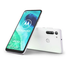 Смартфон MOTOROLA G8 4/64Gb, белый