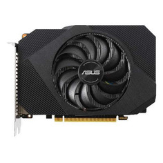 Видеокарта ASUS NVIDIA GeForce GTX 1650 , PH-GTX1650-O4GD6, 4ГБ, GDDR6, OC, Ret