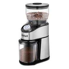 Кофемолка KITFORT KT-744, черный