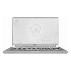 """Ноутбук MSI WS75 10TL-432RU, 17.3"""", IPS, Intel Core i7 10875H 2.3ГГц, 32ГБ, 1000ГБ SSD, NVIDIA Quadro RTX 4000 - 8192 Мб, Windows 10 Professional, 9S7-17G312-432, серый"""