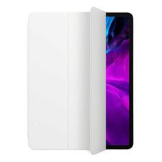 "Чехол для планшета APPLE Smart Folio, для Apple iPad Pro 12.9"" 2020, белый [mxt82zm/a]"