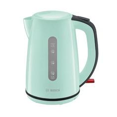 Чайник электрический Bosch TWK7502, 2200Вт, бирюзовый