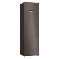 Холодильник BOSCH KGN39XG20R, двухкамерный, коричневый