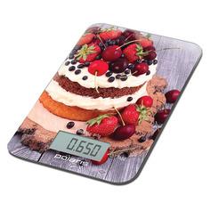 Весы кухонные POLARIS PKS 0742DG, рисунок