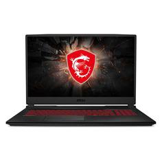 "Ноутбук MSI GL75 Leopard 10SCSR-010XRU, 17.3"", IPS, Intel Core i7 10750H 2.6ГГц, 8ГБ, 1000ГБ, 128ГБ SSD, NVIDIA GeForce GTX 1650 Ti - 4096 Мб, Free DOS, 9S7-17E822-010, черный"