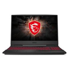 """Ноутбук MSI GL65 Leopard 10SCSR-017RU, 15.6"""", IPS, Intel Core i7 10750H 2.6ГГц, 8ГБ, 512ГБ SSD, NVIDIA GeForce GTX 1650 Ti - 4096 Мб, Windows 10, 9S7-16U822-017, черный"""
