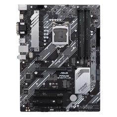 Материнская плата ASUS PRIME B460-PLUS, LGA 1200, Intel B460, ATX, Ret