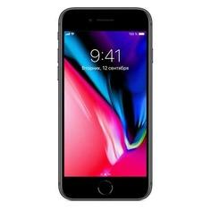 Смартфон CLEVERCEL APPLE iPhone 8 256Gb (подержанный c гарантией), серый космос