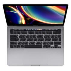 "Ноутбук APPLE MacBook Pro 13.3"", IPS, Intel Core i5 8257U 1.4ГГц, 16ГБ, 256ГБ SSD, Intel Iris graphics 645, Mac OS Catalina, Z0Z1000WB, серый"