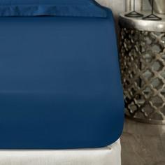 Простыня Togas роял темно-синий 200x230 см