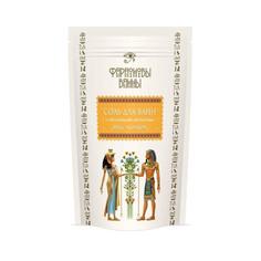 Соль для ванн Фараоновы ванны Мед с молоком 500 г