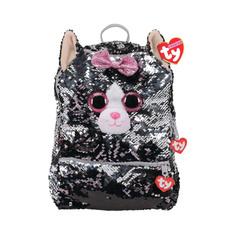 Рюкзак TY прямоугольный Кики с пайетками