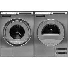 Комплект Asko W4086C.T.P / T408HD.T.P (стиральная машина/сушильная машина)