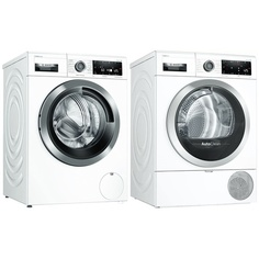 Комплект Bosch WAV28HH1OE / WTX87KH1OE (стиральная машина/сушильная машина)