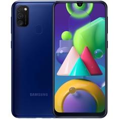 Смартфон Samsung Galaxy M21 синий