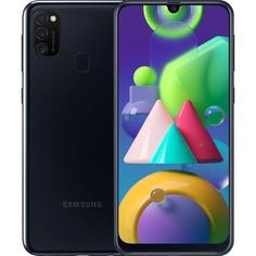 Смартфон Samsung Galaxy M21 чёрный