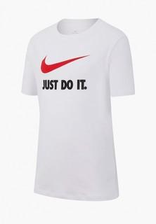 Футболка Nike B NSW TEE JDI SWOOSH