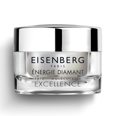 EISENBERG Крем восстанавливающий, укрепляющий с алмазной пудрой для лица и шеи/ночной