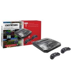 Игровая приставка Retro Genesis 16 Bit Modern Wireless (300 игр)