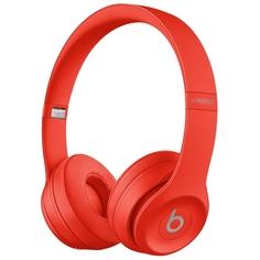 Наушники накладные Bluetooth Beats Solo3 Red (MX472EE/A)