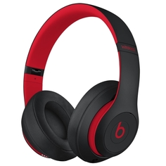 Наушники накладные Bluetooth Beats Studio3 Decade Defiant Black Red (MX422EE/A)
