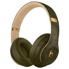 Наушники накладные Bluetooth Beats Studio3 Camo Forest Green (MWUH2EE/A)