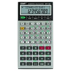 Калькулятор Staff STF-169 инженерный двухстрочный (250138)