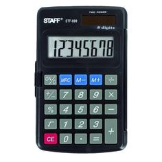 Калькулятор Staff STF-899 карманный (250144)