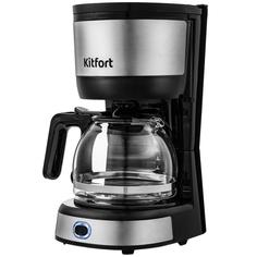 Кофеварка капельного типа Kitfort KT-730